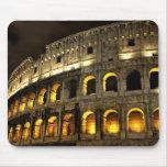 El coliseo de Roma Tapetes De Ratones