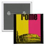 El coliseo en Roma Pin