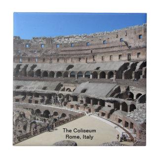 El coliseo - Roma, Italia Azulejos Cerámicos