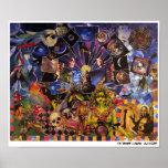 El collage ideal del ~ del Shaman por Aleta Impresiones