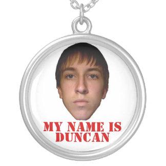 El collar 2010, mi nombre es Duncan