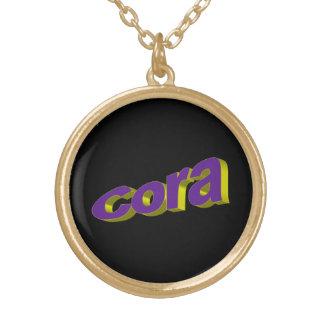 El collar de Cora