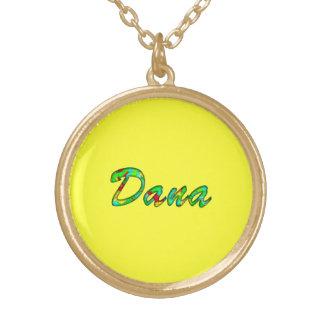 El collar de Dana