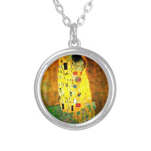 """""""El collar de Klimt del beso"""" -"""