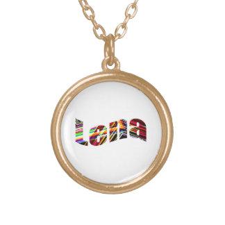 El collar de Lena