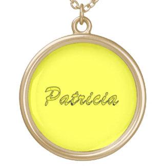 El collar de Patricia