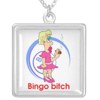 El collar del adicto al bingo