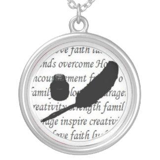 El collar del escritor