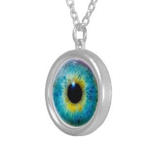 ¡El collar el | del globo del ojo guarda un ojo ha