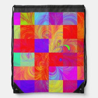 El color ajusta el bolso mochilas