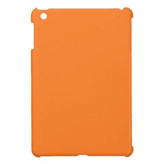El color anaranjado equipa solamente tarjetas de l iPad mini coberturas