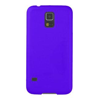 El color Azul-Púrpura crea solamente productos Carcasa Para Galaxy S5