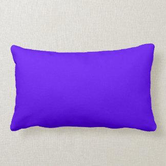 El color Azul-Púrpura crea solamente productos par Almohada