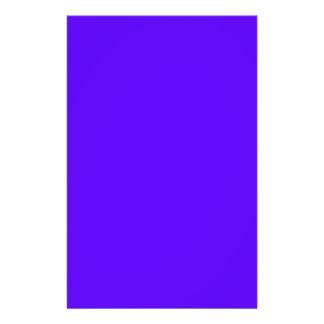 El color Azul-Púrpura crea solamente productos par Tarjeta Publicitaria