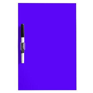 El color Azul-Púrpura crea solamente productos par Tablero Blanco