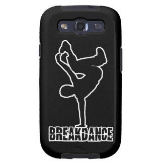 El color de encargo Samsung de Breakdance encajona Galaxy SIII Carcasa