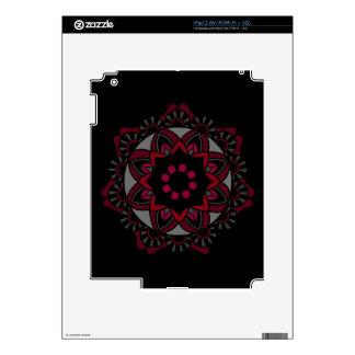 El color de la pasión skin para el iPad 2