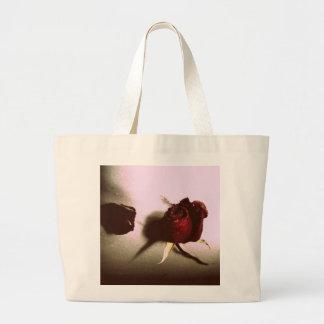 El color de rosa bolsa