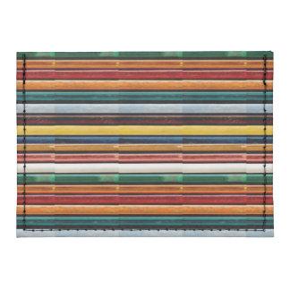 El color del cambio de la plantilla de DIY añade Tarjeteros Tyvek®