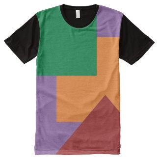 El color forma la camisa