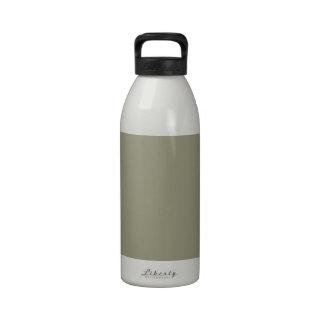 El color francés del gris 5a crea para requisitos  botellas de beber