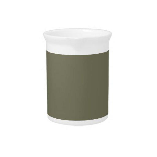 El color francés del gris 7a crea para requisitos  jarras para bebida