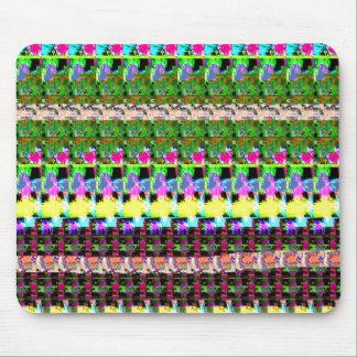 El color INTENSO modela el luv de los REGALOS del Alfombrillas De Ratón