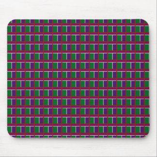 El color INTENSO modela el luv de los REGALOS del Alfombrilla De Ratón