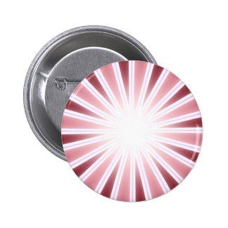 El colorete irradia Starburst Pin