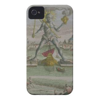 El coloso de Rodas, detalle del strad de la estatu iPhone 4 Cárcasas
