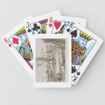 El coloso de Rodas, segunda maravilla del mundo Baraja De Cartas