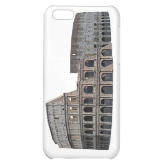 El Colosseum de Roma caso del iPhone 4