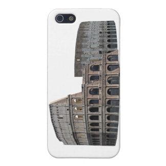 El Colosseum de Roma caso del iPhone 4 iPhone 5 Protectores