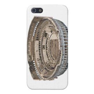 El Colosseum de Roma: caso del iPhone 4 iPhone 5 Coberturas