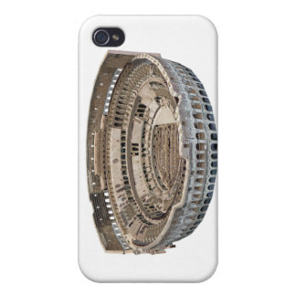 El Colosseum de Roma caso del iPhone 4 iPhone 4 Cárcasa