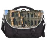 El Colosseum en Roma Bolsas De Ordenador