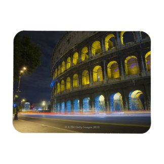 El Colosseum en Roma Iman Rectangular
