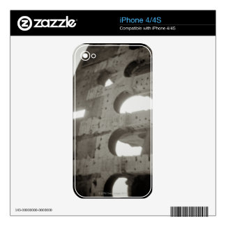 El colosseum en Roma, Italia iPhone 4 Skins