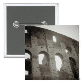 El colosseum en Roma, Italia Pins