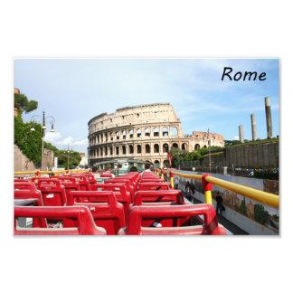 El Colosseum en Roma Fotografia