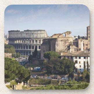 él Colosseum o coliseo romano, originalmente Posavaso