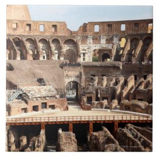 El Colosseum o el coliseo romano, originalmente Tejas