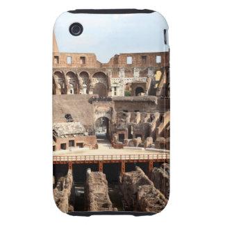 El Colosseum o el coliseo romano, originalmente iPhone 3 Tough Fundas