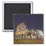 El Colosseum o el coliseo romano, originalmente Imanes Para Frigoríficos