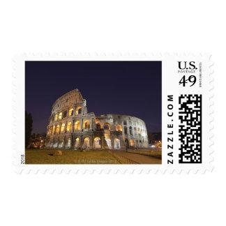 El Colosseum o el coliseo romano, originalmente Sello