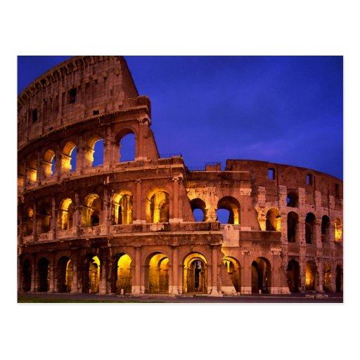 El Colosseum Postal