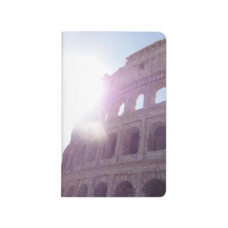 El Colosseum (Roma) Cuaderno Grapado