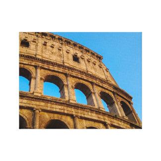 El Colosseum, Roma Lona Estirada Galerias