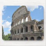 El Colosseum romano Alfombrilla De Ratones