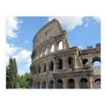 El Colosseum romano Postales